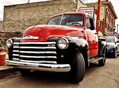 1948 Pickup Truck Jigsaw Puzzle