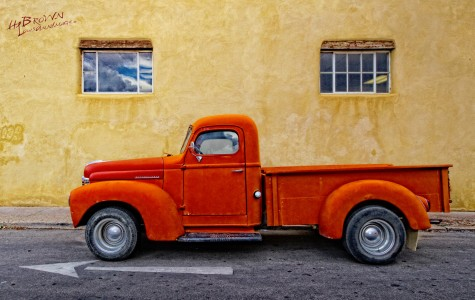 1949 Pickup Jigsaw Puzzle