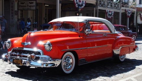1952 Chevy Jigsaw Puzzle