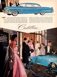 1956 Cadillac Jigsaw Puzzle