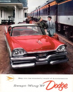1957 Dodge Jigsaw Puzzle