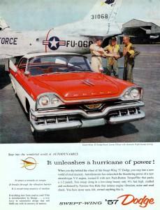 1957 Dodge Lancer Jigsaw Puzzle