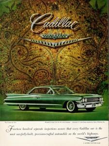 1961 Cadillac Jigsaw Puzzle