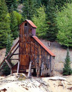 Abandoned Mine Jigsaw Puzzle