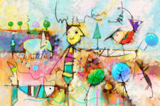 Abstract Menagerie