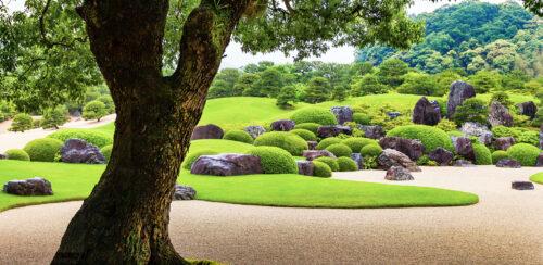 Adachi Garden Jigsaw Puzzle