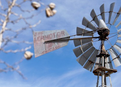 Aermotor Windmill Jigsaw Puzzle