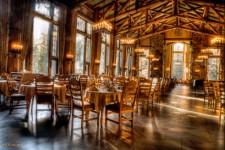 Ahwanhee Dining Room