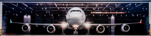 Airbus 340 Jigsaw Puzzle
