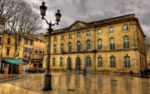Aix-en-Provence Jigsaw Puzzle