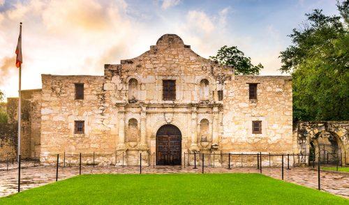 Alamo Jigsaw Puzzle