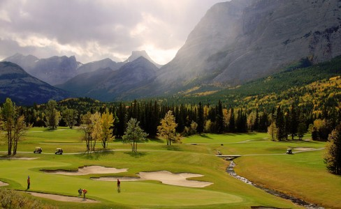 Alberta Golf Course Jigsaw Puzzle