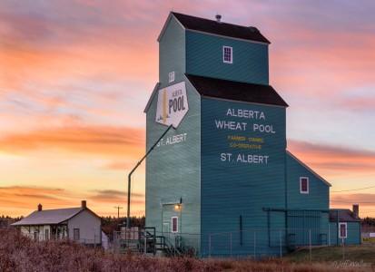 Alberta Pool Jigsaw Puzzle