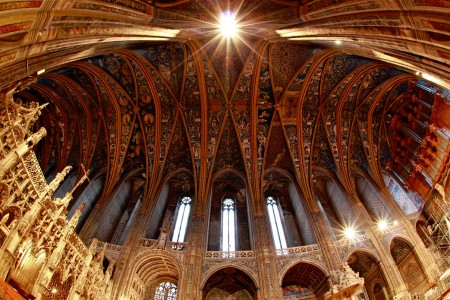 Albi Cathedral Jigsaw Puzzle