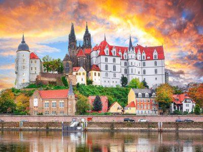 Albrechtsburg Castle Jigsaw Puzzle