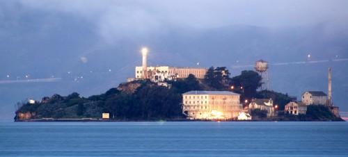 Alcatraz Jigsaw Puzzle