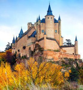 Alcázar of Segovia Jigsaw Puzzle