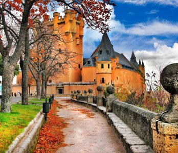Alcazar of Segovia Jigsaw Puzzle