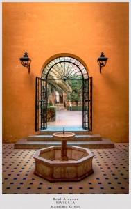 Alcázar of Seville Jigsaw Puzzle