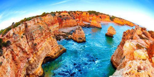 Algarve Coast Jigsaw Puzzle