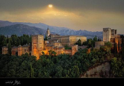 Alhambra Jigsaw Puzzle