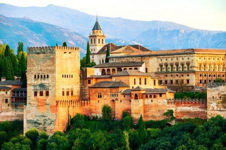 Alhambra Palace Jigsaw Puzzle