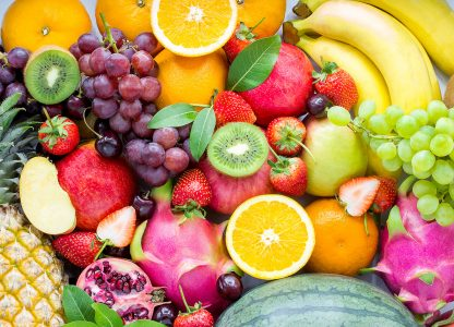 All Fruit Jigsaw Puzzle