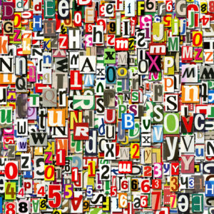 Alphabet and Digits Jigsaw Puzzle