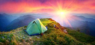 Alpine Camping Jigsaw Puzzle