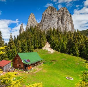 Alpine Home Jigsaw Puzzle