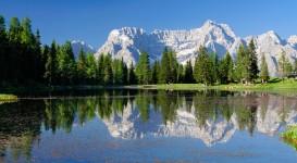 Alps Reflection