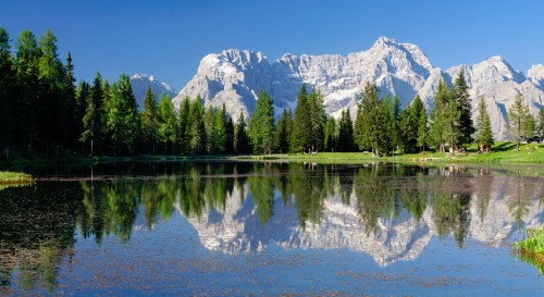 Alps Reflection Jigsaw Puzzle