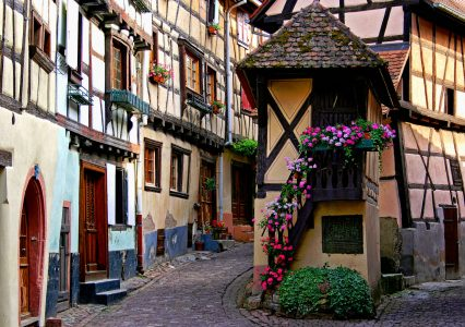 Alsace Jigsaw Puzzle