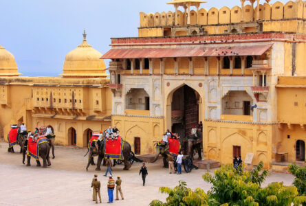 Amber Fort Jigsaw Puzzle