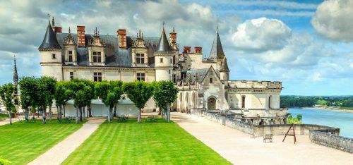 Amboise Castle Jigsaw Puzzle