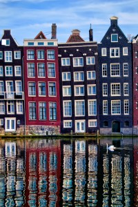 Amsterdam Colors Jigsaw Puzzle