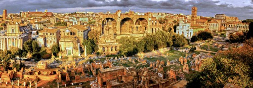 Ancient Rome Jigsaw Puzzle
