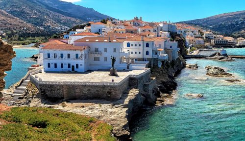 Andros Island Jigsaw Puzzle