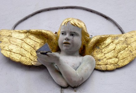 Angel Sculpture Jigsaw Puzzle