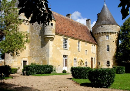 Angenardière Manor Jigsaw Puzzle