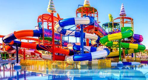 Antalya Water Slide Jigsaw Puzzle