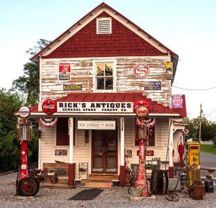 Antique Store Jigsaw Puzzle