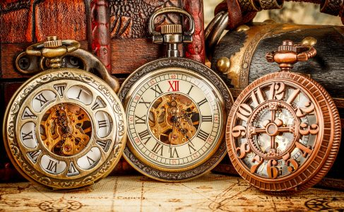 Antique Watches Jigsaw Puzzle