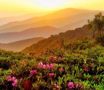 Appalachian Sunset Jigsaw Puzzle