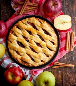 Apple Pie Jigsaw Puzzle