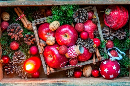 Apples and Nuts Jigsaw Puzzle