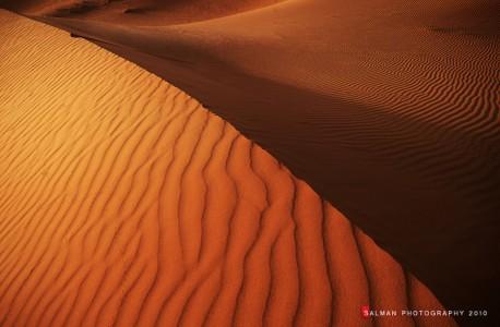 Arabian Desert Jigsaw Puzzle