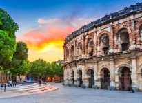Arena of Nimes Jigsaw Puzzle