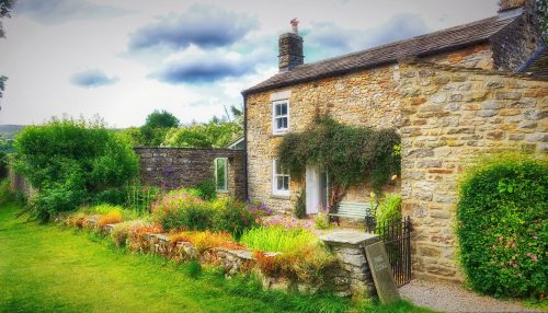 Arkle Cottage Jigsaw Puzzle
