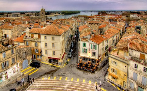 Arles Jigsaw Puzzle